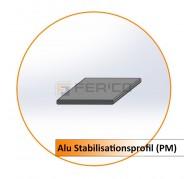Alu Stabilisationsprofil (PM) - 2,50 m