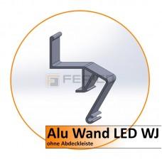 Alu Wand LED Profil WJ - 2,0 m