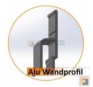 Alu Wandprofil