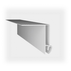 Alu Deckenprofil Uni L AT-6029