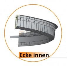 Ecke für Fertige Konstruktionen - geschnitten und gebogen - Außen