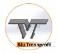 Alu Trennprofil - 2,50 m