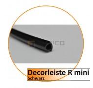 Decorleiste R mini für Trennprofil Farbe 347