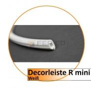 Decorleiste R mini für Trennprofil Farbe 303