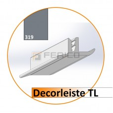 Decorleiste TL Farbe 319