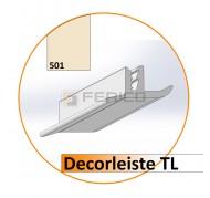 Decorleiste TL Farbe 501