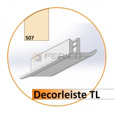 Decorleiste TL Farbe 507