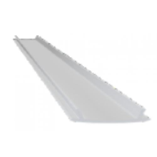 Abdeckleiste KS12.2 für Lichtprofil