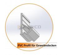 PVC Klemmprofil