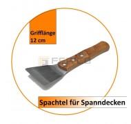 Spachtel für Spanndecken, Grifflänge 14,5 cm