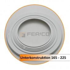 Unterkonstruktion 165 - 225