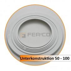 Unterkonstruktion 50 - 100