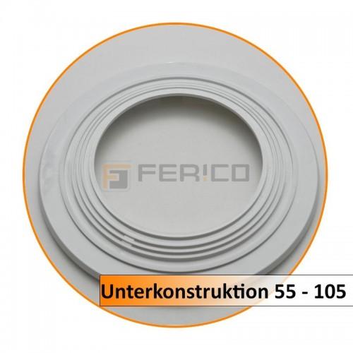 Unterkonstruktion 55 - 105